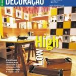 Jornal O Globo Online - Especial de Decoração - Capa - Agosto 10