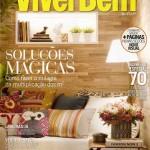 Viver Bem - Capa - Julho 10 - Cliente Ana Meirelles
