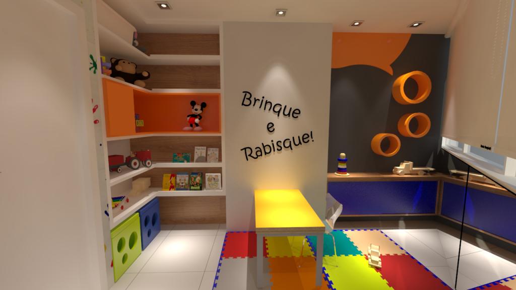 Consultório Infantil(3D)