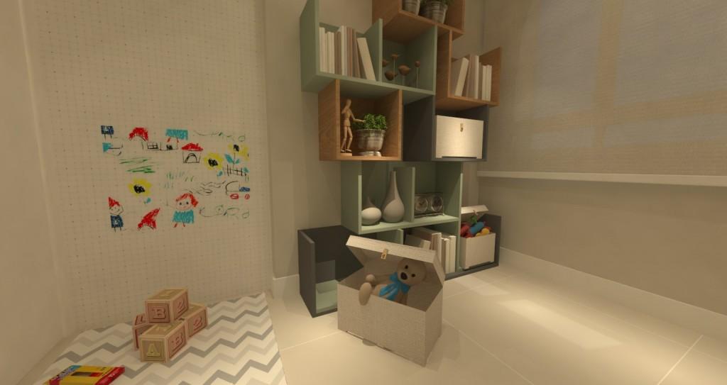 Consultório 2(3D)